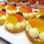 Pastry Institute St Honore Dessert Catering