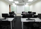 JAG Systems Training Room