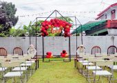 House Of Throne Garden Wedding Venue