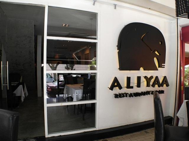 Aliyaa Island Restaurant & Bar KL