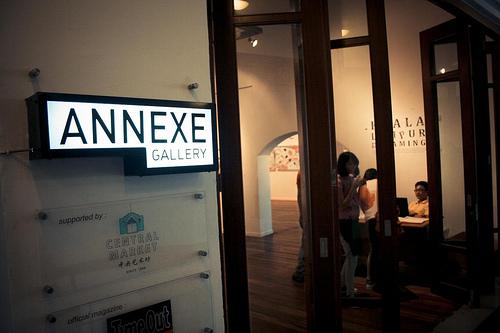 Annexe Gallery KL