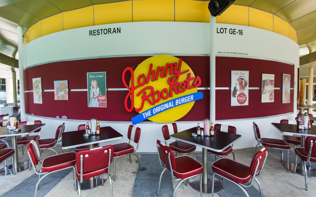 Johnny Rockets IOI City Mall Putrajaya