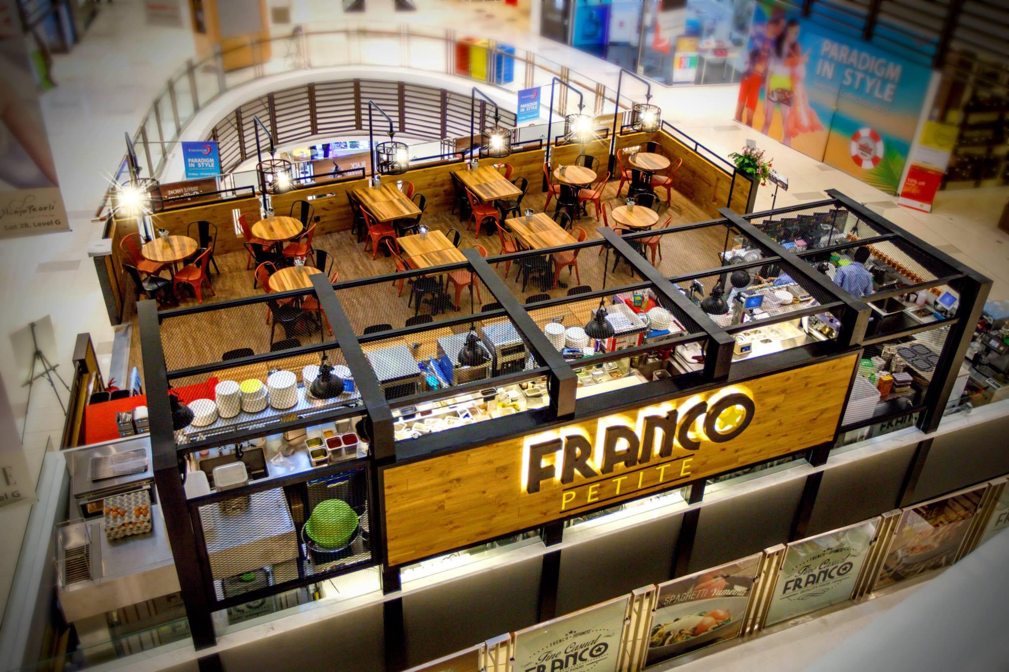 Franco Petite Paradigm Mall