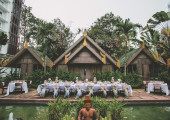 Rama V, Bungalow Wedding Venue