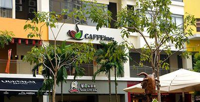 Caffeine Puchong