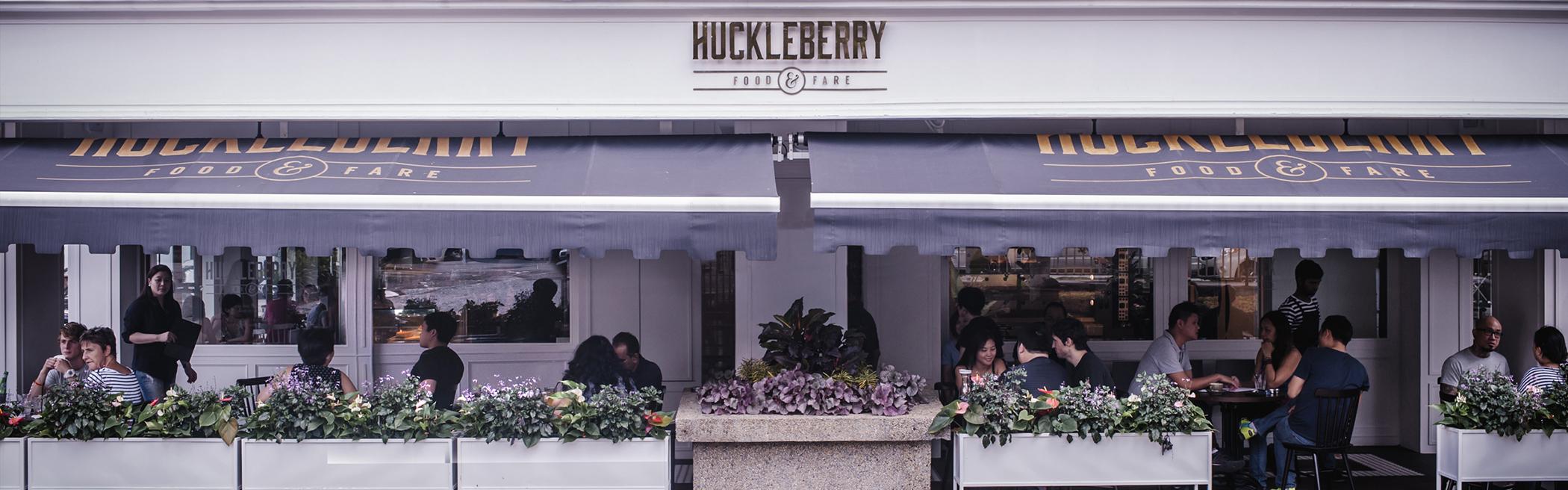 Huckleberry Cafe KL