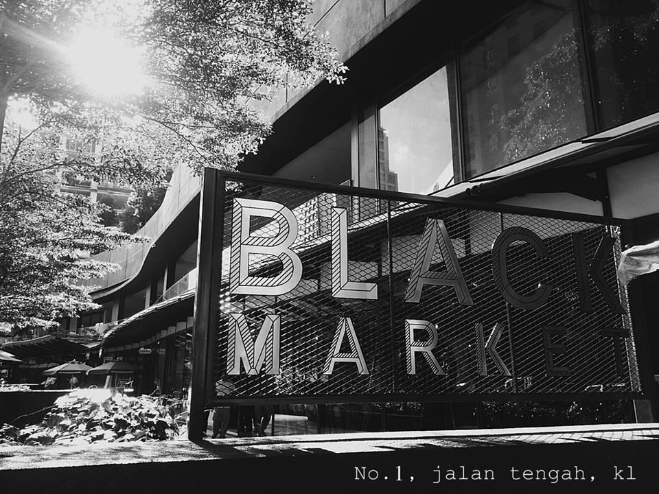Black Market St Mary