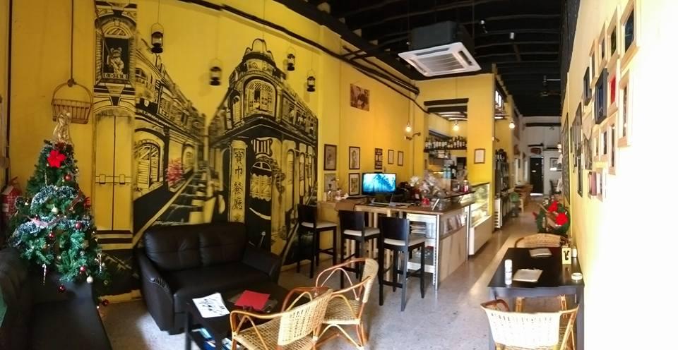 Bougainvillea Cafe Ipoh