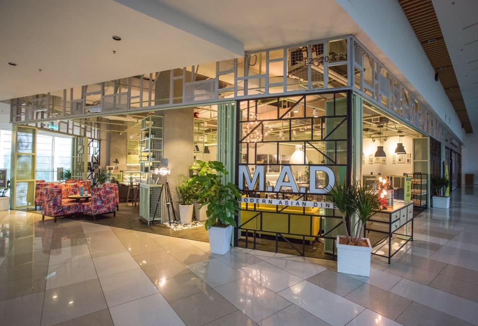 MAD Restaurant IOI City Mall