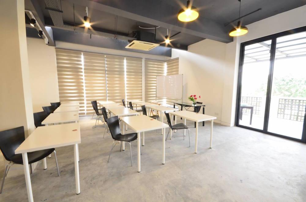 P3Space Meeting Room