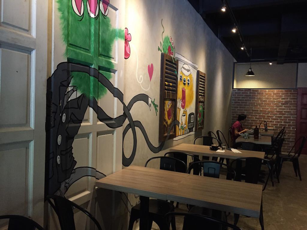 Doors Cafe OUG