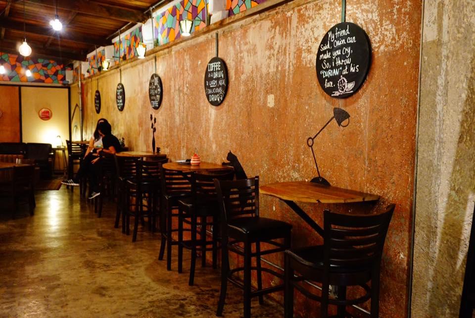 123 Gasing Cafe