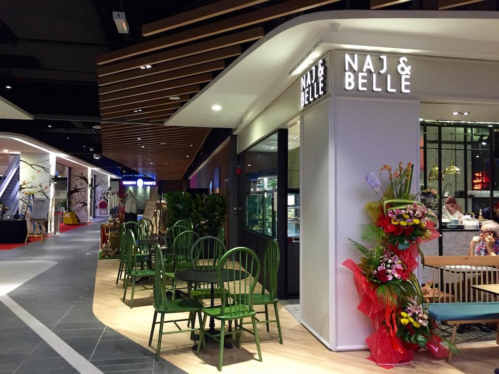 Naj & Belle SS15