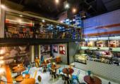 Library Coffee Bar Gurney Paragon