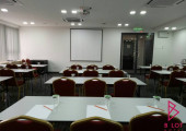 B Lot Hotel Sri Petaling Meeting Room