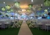 Lavender Garden Hall