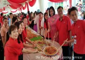 Reunion Dinner Catering for Chinese New Year By Perfect Match