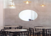Openwork Cafe