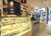 Lavish Fusion Bakery Penang