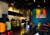 Paddles and Beans Cafe Melaka