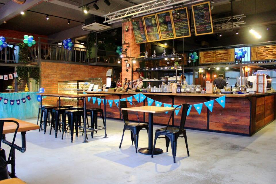 The Coffee Factory Vmo