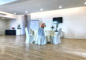 Level 2 Event Space by Teaffani Catering