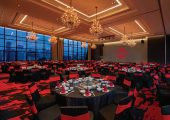 Reunion Dinner at The Grand Sky Ballroom, Red Hotel KL