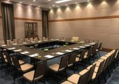 Embun Luxury Villas Meeting Room