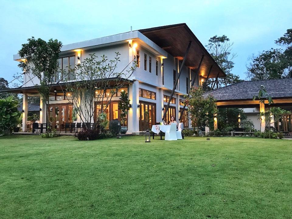 Dining With Stars At Embun Luxury Villas Vmo
