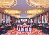 TOP Happiness Ballroom 3 @ Mines 2 – 400 Pax Banquet