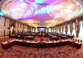 TOP Happiness Ballroom 1 & 2 @ Mines 2 – 800 Pax Banquet