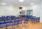 Workie Workie Kuchai Lama Seminar Room