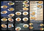 Morganfield's Mid Valley Take Away Menu