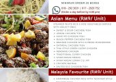 Perfect Match Asian Favourites Delivery