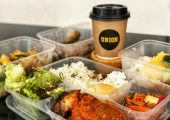 Union Cafe Bento Box Delivery