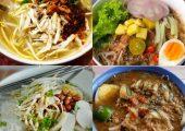 Afrina's Laksa Penang Food Delivery
