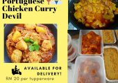 Ann's Portuguese Curry Devil Delivery Service