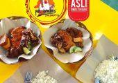 Ayam Gepuk Pak Gembus Jogjakarta Food Delivery
