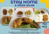 Ayam Percik MekDa Food Delivery