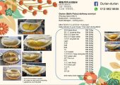 Durian Durian Penang Delivery Service