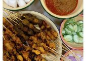 Jijah Satay Food Delivery