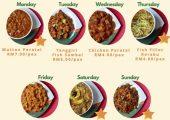 Jumbo Food Take Away & Delivery Menu