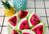 Louis Watermelon Agar Agar Dessert Delivery Service