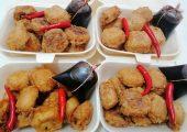MQJ Kitchen Tauhu Bergedil Food Delivery
