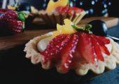 Rockerchef Kitchen Fruit Tart Delivery Service