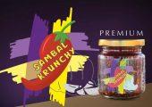 Sambal Krunchy Crispy Garlic Chili