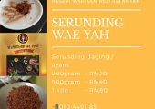 Serunding Wae Yeh Delivery Service