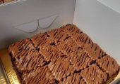 Shauna's Milk Chocolate Brownies Food Delivery
