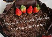Tasha Premium Batik Cake Delivery