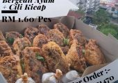 Tauhu Bergedil Ayam Intan Food Delivery